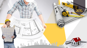 70 customizable design templates for construction postermywall