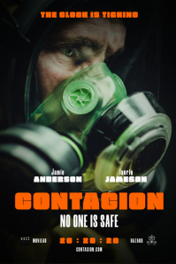 Contagion Movie Poster Template
