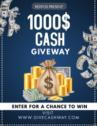 Contest Cash Giveway