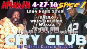 01 Klammath Falls Concert 1