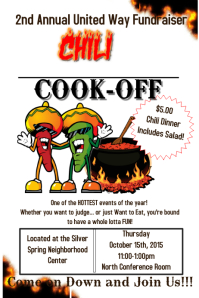 16 350 Customizable Design Templates For Chili Cook Off Contest