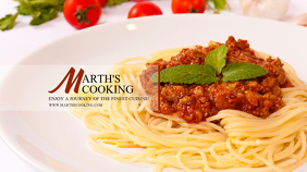 Cooking Channel Youtube Cover Art