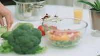 cooking food Miniatura do YouTube template