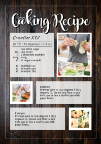Cooking recipe Menu Dinner Food manual blog