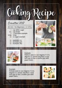 Cooking recipe Menu Dinner Food manual blog