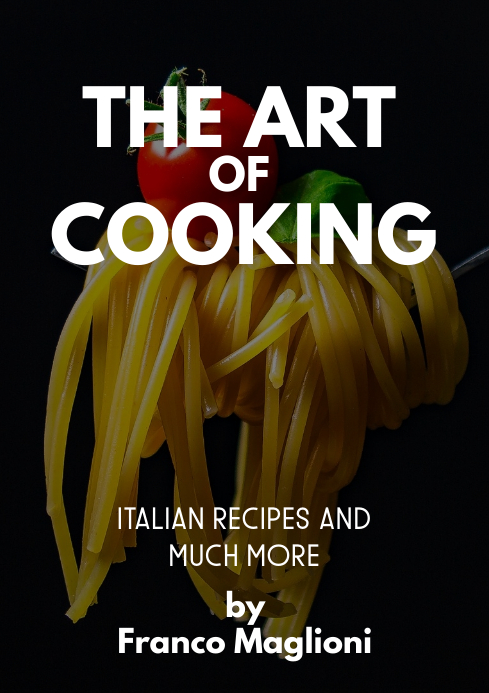 cooking recipes book cover