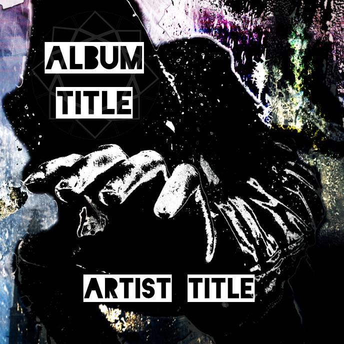 Cool Graphic CD Album Cover
