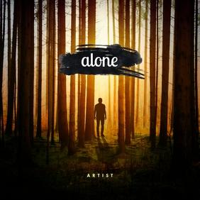 Cool Music Album Cover