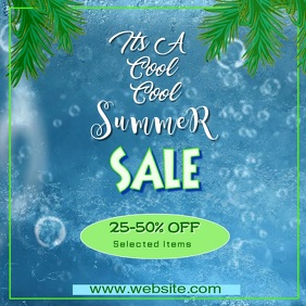 Cool Summer Sale Video