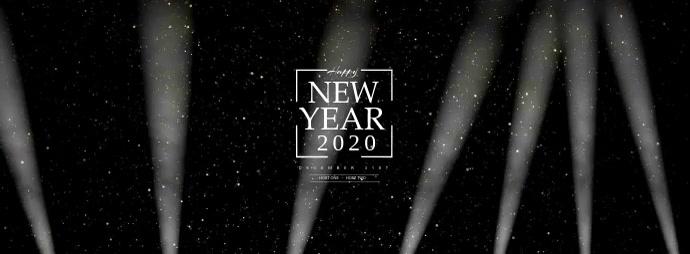 Copia de 2020 Light Beams Facebook Omslag Foto template