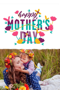 Copia de Happy Mother's Day greetings