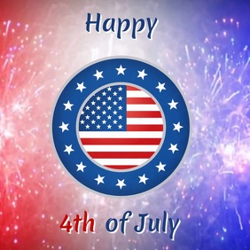 Copy of 4th of July video template