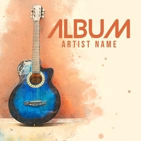 album Portada de Álbum template