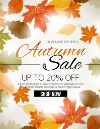 Copy of Autumn Sale