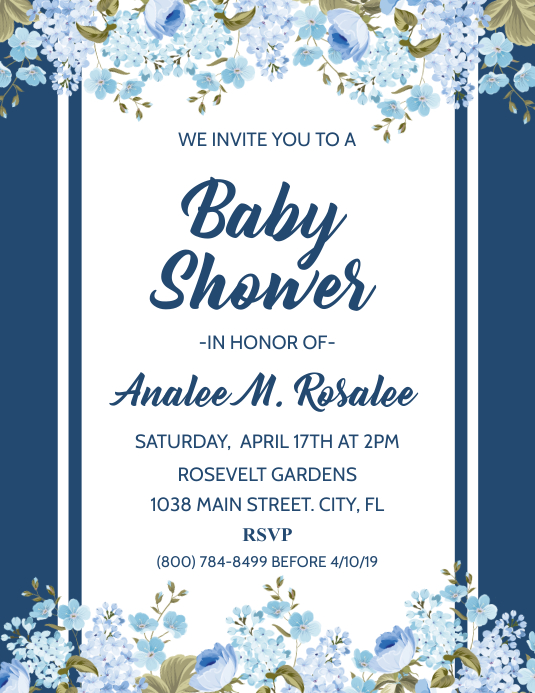 Copy of Baby Shower
