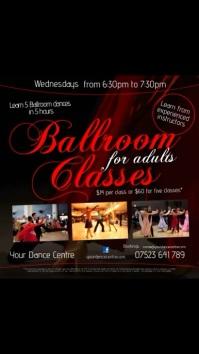Copy of Ballroom Poster