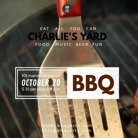 Copy of BARBECUE VIDEO TEMPLATE
