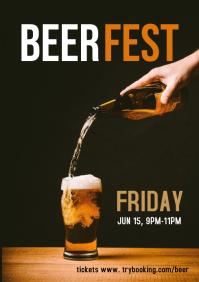 Copy of Beer Fest Poster Flyer