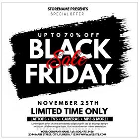 Copy of Black Friday Flyer