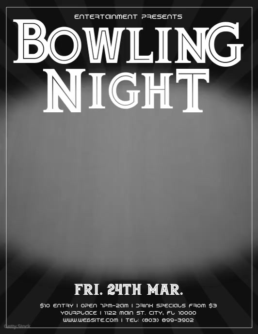 Copy of Bowling
