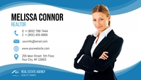 Business Card Besigheidskaart template