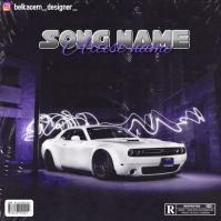 CD COVER by belkacem designer template