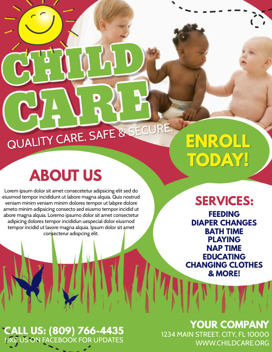 Copy of Child care
