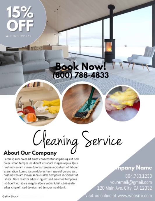 Copy of Cleaning