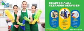 Copy of Cleaning Services, Cleaning, Home Cle