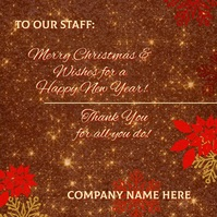 Copy of Company Christmas Card Video