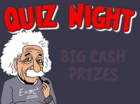 Bar Pub Quiz Trivia Night Pos Presentation template