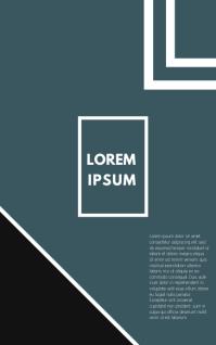 A New Design Sampul Buku template