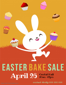 Copy of Easter Bake Sale