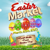 Copy of Easter Market Poster