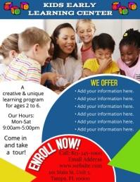 Copy of Education Flyer