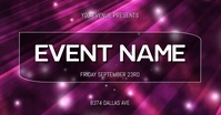 EVENT FLYER Ibinahaging Larawan sa Facebook template