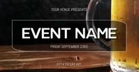 EVENT FLYER Isithombe Esabiwe ku-Facebook template
