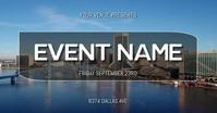 EVENT FLYER Facebook 共享图片 template