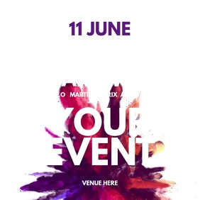 Copy of Event Flyer Template