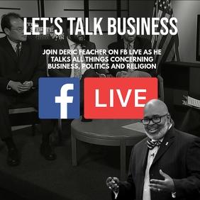 Copy of Facebook Live