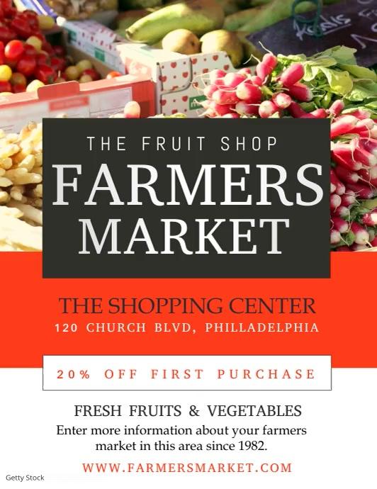 Copy of farmers market