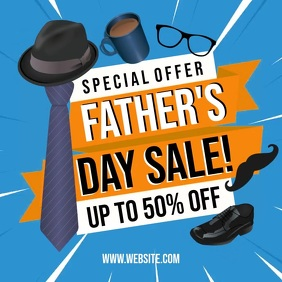 Copy of FATHERS DAY SALE