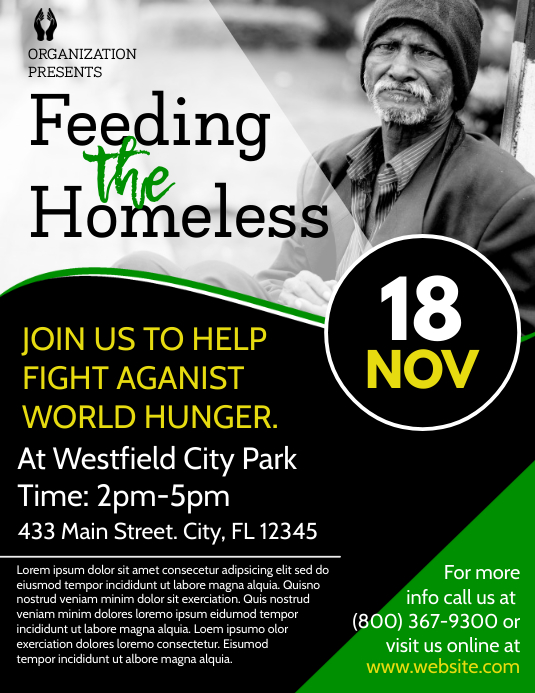 Copy of Feeding The Homeless