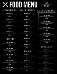 Copy of FOOD MENU