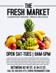 Copy of Fresh Market
