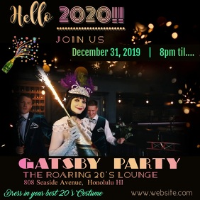 Copy of Gatsby New Year's Party Video