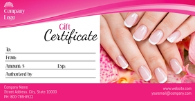 Copy of Gift Certificate