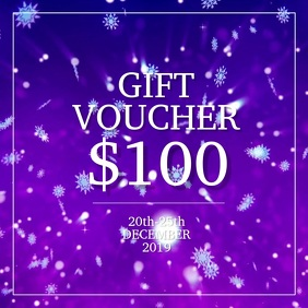 Winter Gift Voucher