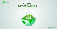 Global Day Of Parents โฆษณา Facebook template