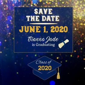 Copy of Graduation Save the Date Video